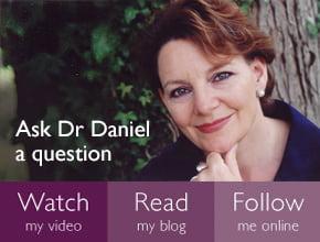 Ask Dr Rosy Daniel a Question